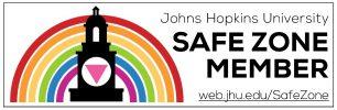 JHU Safe Zone Member