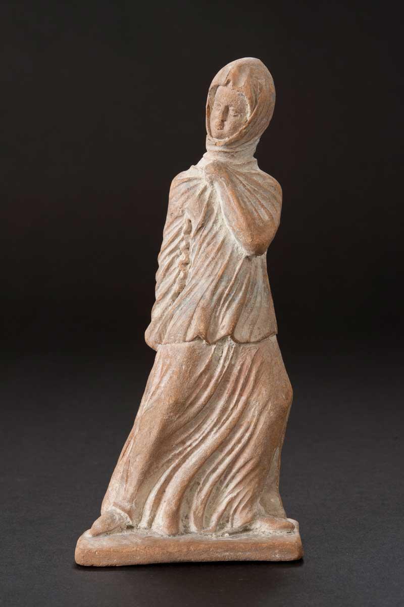 Terracotta Bride-Dancer