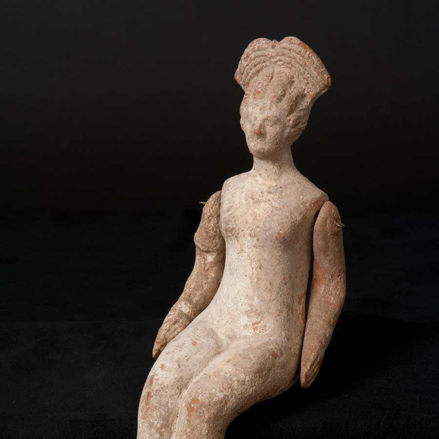 Terracotta Doll